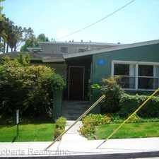Rental info for 4634 E. 4TH STREET in the Belmont Heights area