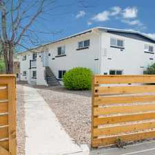 Rental info for 3736 Vance Street in the 80033 area