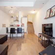 Rental info for 25 Beverley St in the Kensington-Chinatown area