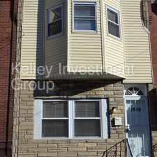 Rental info for 1939 South 20th Street in the Philadelphia area