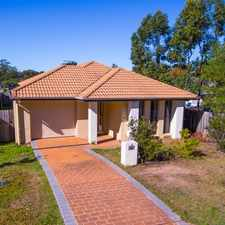 Rental info for WELL PRESENTED 3 BEDROOM FAMILY HOME.