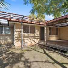 Rental info for This 3 Bedroom home is a surprise with Tennis Court in the backyard!! in the Toowoomba area