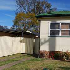 Rental info for APPLICATION APPROVED in the South Penrith area