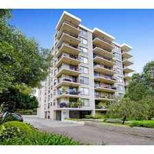 Rental info for MODERN RENOVATED TWO BEDROOM APARTMENT in the Bondi area