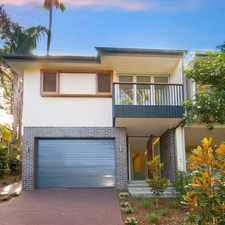 Rental info for ARCHITECTURAL LUXURY, MUST VIEW in the Wollstonecraft area