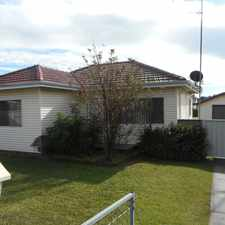 Rental info for Lake Foreshore Nearby! in the Wollongong area