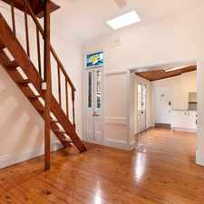 Rental info for HOLDING FEE TAKEN - LEASED BY AMY AUSTIN in the Erskineville area