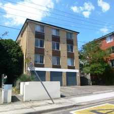 Rental info for Immaculate 2 Bedroom Apartment With Carspace in the Sydney area