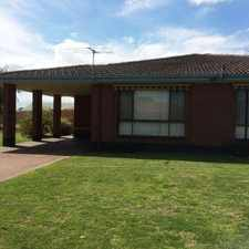 Rental info for East Bunbury - Great Location - Pets Considered -