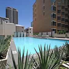 Rental info for Penthouse Apartment with views over the City in the Northbridge area