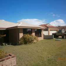 Rental info for GREAT FAMILY HOME in the Perth area