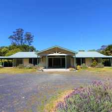 Rental info for Unique Rural Opportunity in the Central Coast area
