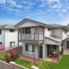Rental info for Gorgeous Townhouse in Annerley - Fully Furnished