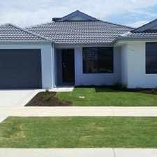 Rental info for 1 WEEKS FREE RENT TO APPROVED APPLICANT in the Perth area