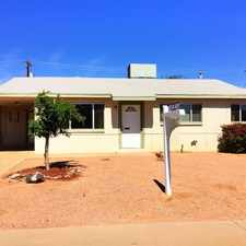 Rental info for Spacious 4 Bedroom, 2 Bath in the Scottsdale area