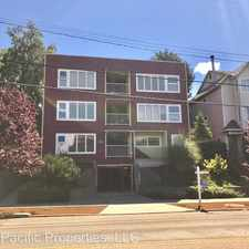 Rental info for 6708 California Ave SW - Unit 6 in the Gatewood area