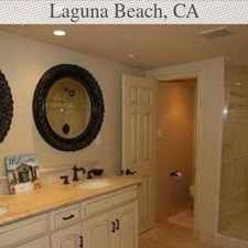 Rental info for Back On The Market After 2 Years And Big Price ... in the Laguna Beach area