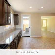 Rental info for Beautiful Fairfield Apartment For Rent. Carport...