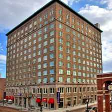 Rental info for King Edward Apartments