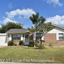 Rental info for 1139 Hickory Trail in the Garland area