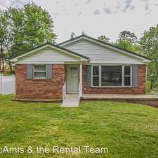 Rental info for 505 Scenic Dr