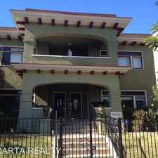 Rental info for 3574-3580 4th Avenue in the San Diego area