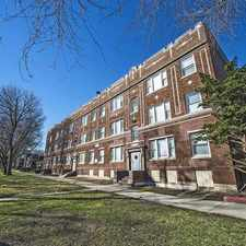 Rental info for 7120-32 S Wabash in the Park Manor area