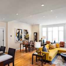 Rental info for Hancock Estates at Chestnut Hill in the South Brookline area
