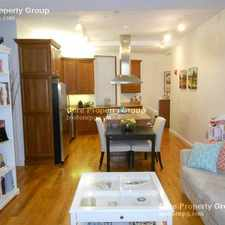 Rental info for 421 Hanover Street #11 in the North End area