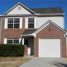 Rental info for 2310 Charleston Pointe - 1 in the East Atlanta area