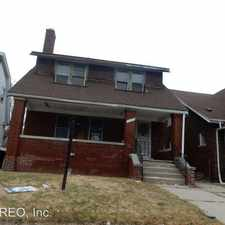 Rental info for 12425 Birwood St in the Detroit area