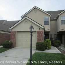 Rental info for 703 Farragut Commons Way in the Farragut area