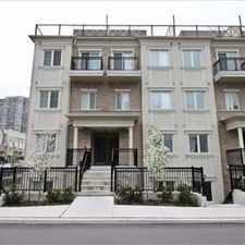 Rental info for Bathurst and Finch: 249-19 Coneflower cres, 2BR in the Vaughan area