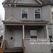 Rental info for 2420 James Ave N in the Willard-Hay area