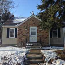 Rental info for 4158 46th Avenue in the Hiawatha area