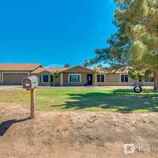 Rental info for $2400 4 bedroom House in Chandler Area in the Queen Creek area