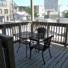 Rental info for 1307 N Ashland Ave in the Noble Square area