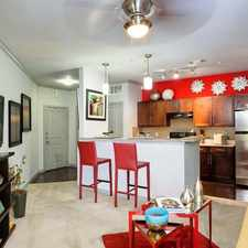 Rental info for 2271 Howell Street in the Dallas area