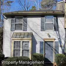 Rental info for 4212 Sterlingworth Drive in the Raleigh area