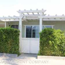 Rental info for 125 Ann Ave in the Port Hueneme area