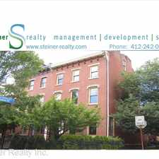 Rental info for 500 W North Ave. - #1 Front in the Central Northside area