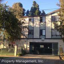 Rental info for 727 W. Hyde Park Bl. # 202 in the 90301 area