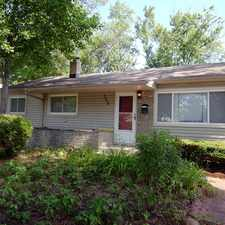 Rental info for 3 bedroom 1 bathroom with partially finished basement in the Columbus area