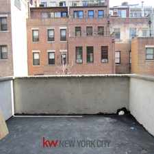 Rental info for Riverside Drive & West End Ave in the New York area