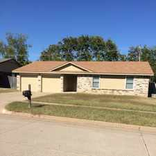 Rental info for $1160 3 bedroom Apartment in Canadian County Oklahoma City in the Moore area