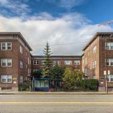 Rental info for Carolina Court in the Seattle area