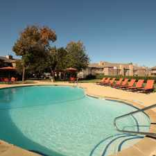 Rental info for The Place At Saddle Creek in the Dallas area
