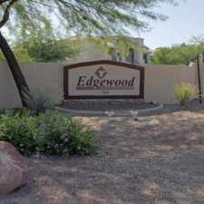 Rental info for The Place At Edgewood