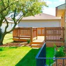 Rental info for House For Rent In Tinley Park. Washer/Dryer Hoo... in the Tinley Park area