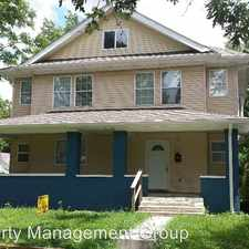 Rental info for 2341 Carrollton Ave in the Martindale - Brightwood area